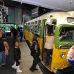 NCRM  - Rosa Parks Bus