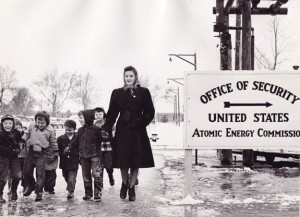 Kids and Atomic Sign