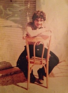 Maher Mahmoud Qassir, 16 years old, Missing since 1982