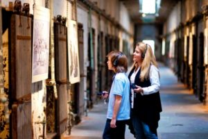 Eastern State Penitentiary USA Sites Of Conscience - Most eastern state in usa